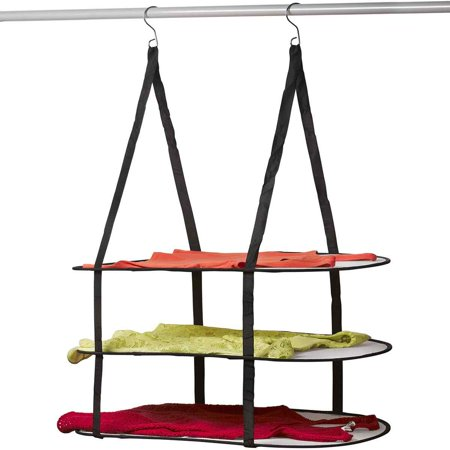 hanging sweater drying rack mesh clothes drying rack. Black Bedroom Furniture Sets. Home Design Ideas