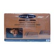 00369TV BBQ Cooking Grid/Rock Grate, Non-Stick, Small-Medium - Quantity 1