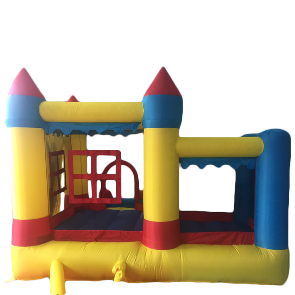 7f8ce0ec9 Zimtown Inflatable Bounce House Castle Ball Pit Jumper Moonwalk ...