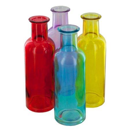 Colored Glass Cylinder Vase Pack Of 24 Walmart