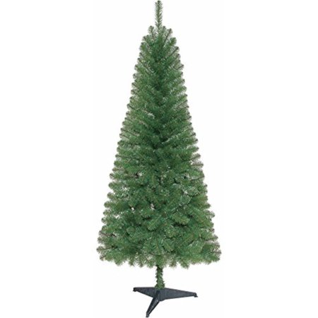 Christmas Holiday Christmas Tree - Holiday Christmas Time Unlit 6' ft. Wesley Pine Artificial Christmas Tree