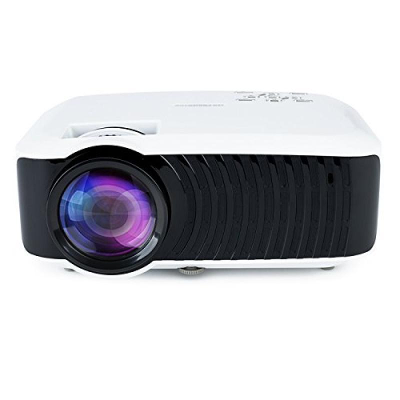 HTP OAKLETREA Vedio Projector 2000 Lumens Portable Multim...