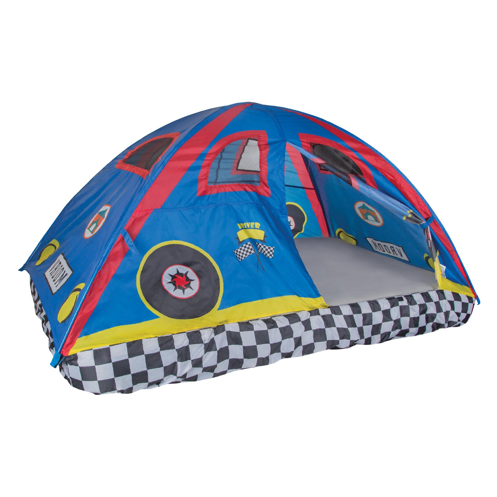 Rad Racer Bed Tent, Twin