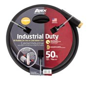Apex 8650-50, Commercial All Rubber Hot and Cold Water Hose, 5/8-Inch-by-50-Foot