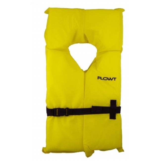 Flowt 40003-INFCLD Life Vest - Yellow, Infant & Child - image 1 of 1