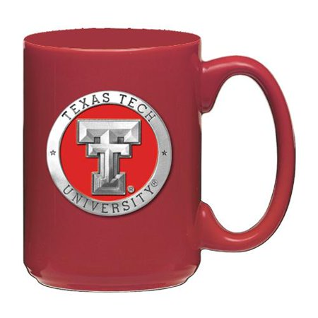 Texas Tech University Coffee Mug, - Texas Tech Coffee