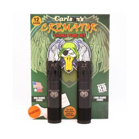 Carlson's Choke Tubes Cremator Ported Choke Tubes for Browning Invector Plus 2