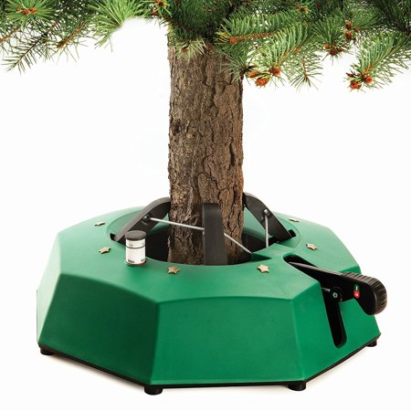 InstaTree XXL Fast & Easy Christmas Tree Stand - Holds tree up to 14.5 Feet  Tall with 1.5