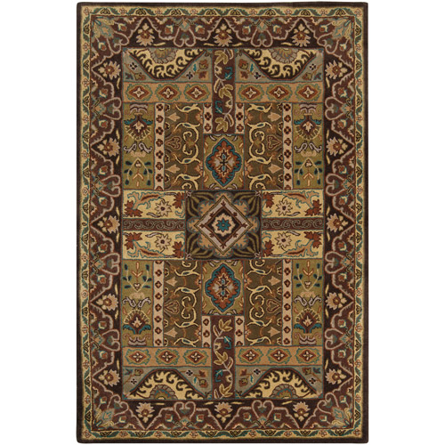 Art Of Knot Weaver Hand Tufted Wool Area Rug 5 X 8 Walmart Com