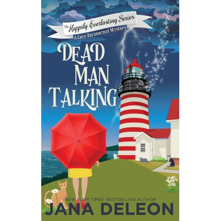 Dead Man Talking : A Cozy Paranormal Mystery