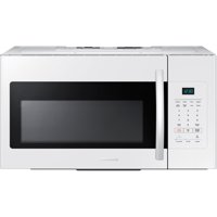 Samsung 16 Cu Ft Over the range Microwave White