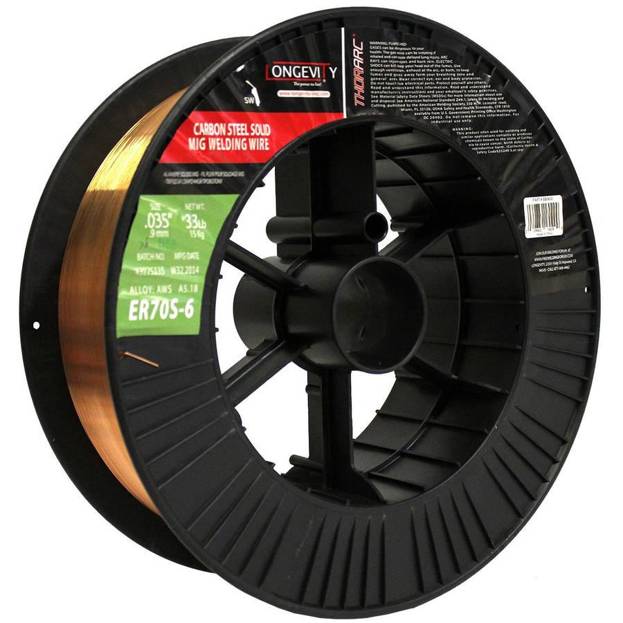 "L-Tec Carbon Steel MIG Welding Wire .035/""  12 lb Spool"