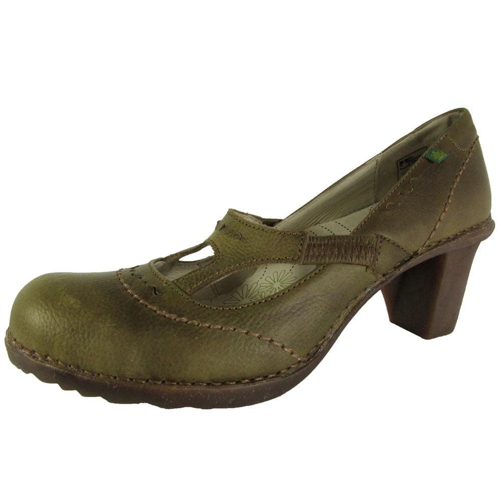 El Naturalista Womens N505 Duna Leather Pump Shoes, Prado, 42 EU/11 B(M)