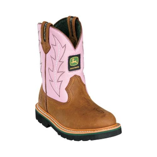 Infant Girls' John Deere Boots Wellington 3185 by John Deere
