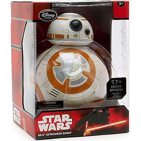 Star Wars The Force Awakens BB-8 Astromech Droid Talking Figure