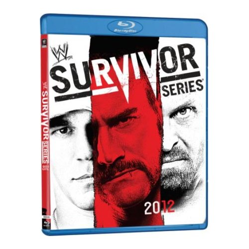 WWE: Survivor Series 2012 (Blu-ray) (Full Frame)