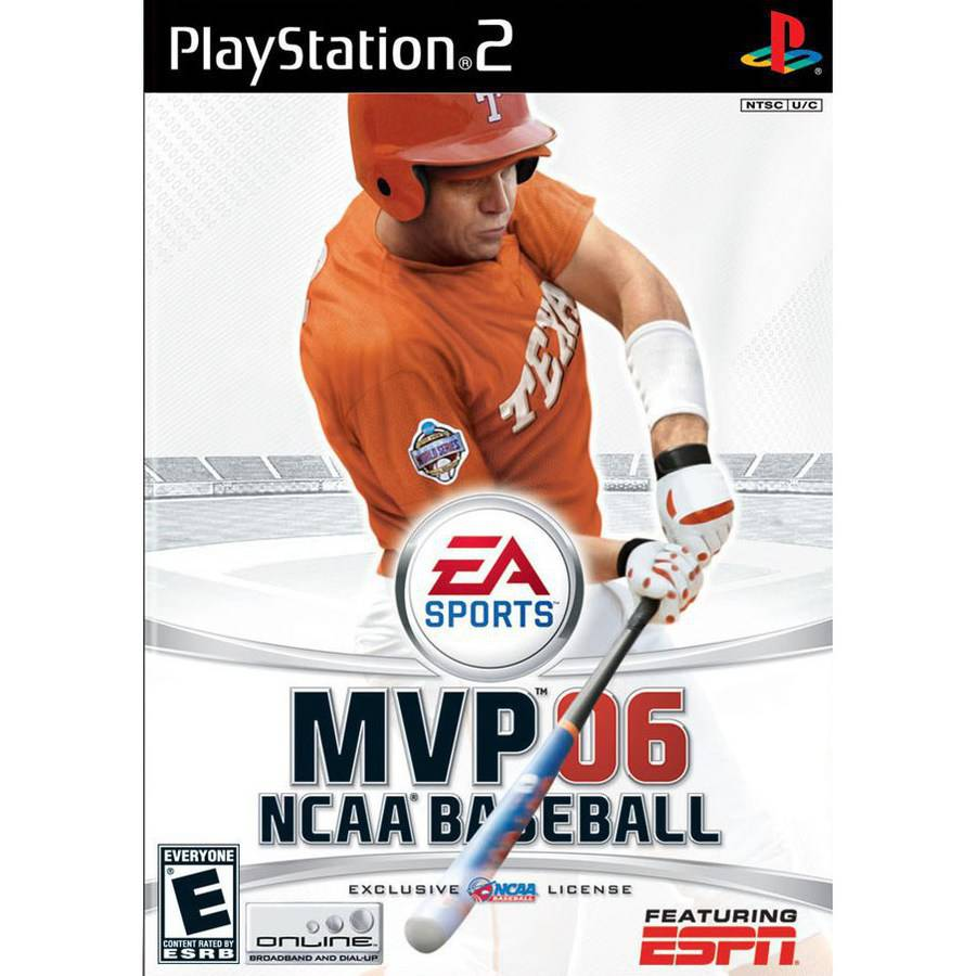 MVP 06 NCAA Baseball (PS2)