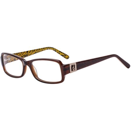 Baby Phat Womens Prescription Glasses 232 Brown Walmart Com