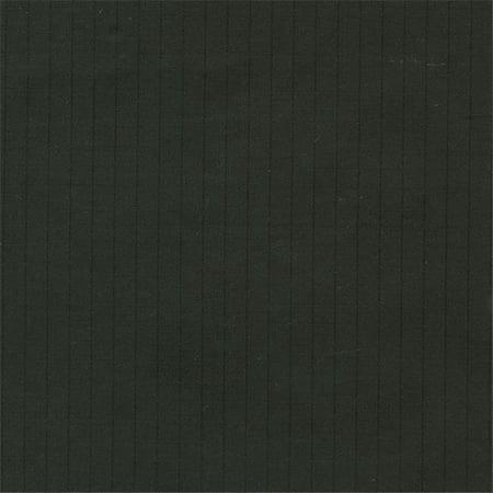Ripstop 7 Nylon Taffeta Polyurethane Coated Fabric, Black