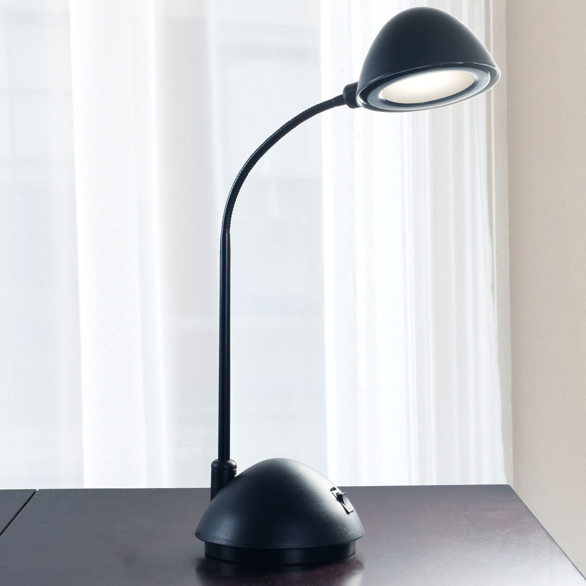 Lavish Home Bright Energy Saving LED Desk Lamp - Walmart.com