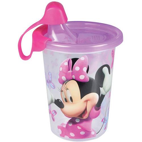 The First Years Disney Take & Toss Hard Spout Sippy Cup - Minnie Mouse, 3 pack