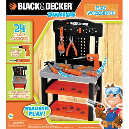 Black Decker Play Workbench Walmart Com