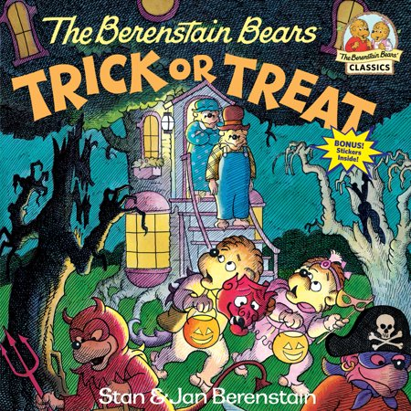 The Berenstain Bears Trick or Treat (Paperback)](Bassnectar Halloween Time)