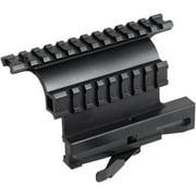 Leapers Fifth Generation Quick Detachable Double Rail AK Side Mount
