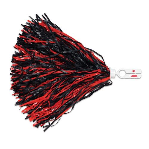 New Mexico Nm Lobos Rooter Poms