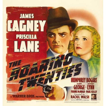 The Roaring Twenties - movie POSTER (Style A) (30