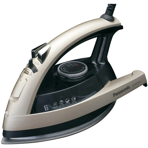Panasonic 1,500W 360-Degree Steam Iron