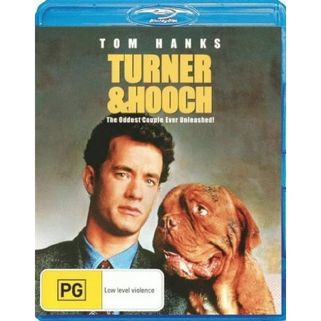 Turner & Hooch (Blu-ray) (2004 Michael Turner)