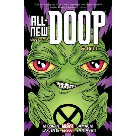 All-New Doop: (Marvel Now!) by