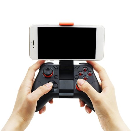 Mfm Controller (Wireless Bluetooth VR Gamepad Game Controller Joystick Connection Gamepad for Android iOS Phones )