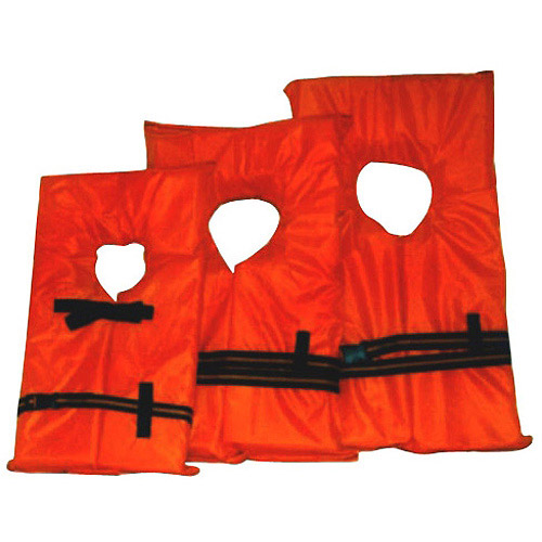 Kent Marine 4270 Adult Large Orange Life Jacket