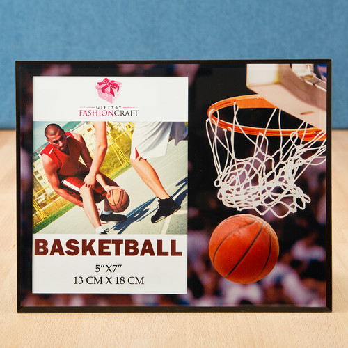 Fashion Craft Magnificent Basketball Themed Gift Picture Frame