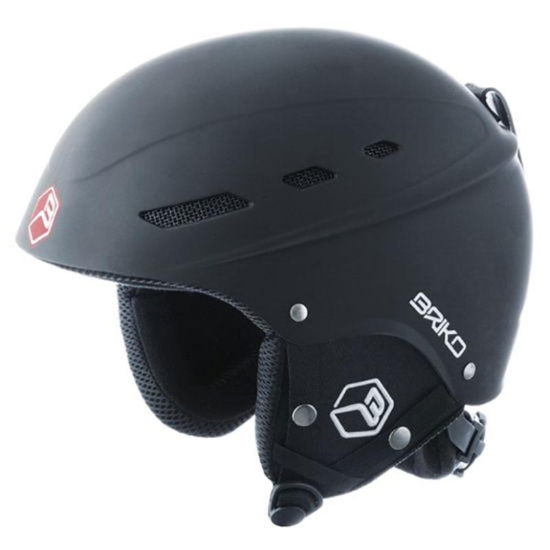 Briko Boom MY09 Casco Sci Helmet Matt Black- Small by SOGEN SPORTS INC.