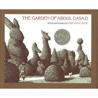 The Garden of Abdul Gasazi (King Abdul Aziz Bin Abdul Rahman Al Saud)