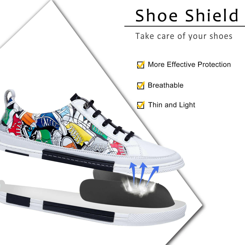 Fysho 1Pair Shoe Anti Crease Shield Toe