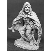 Reaper Miniatures Kurff the Swift #02034 Dark Heaven Legends Unpainted Metal