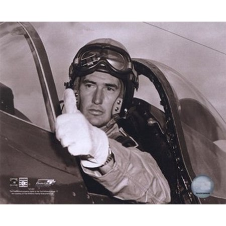 Ted Williams - Fighter Pilot
