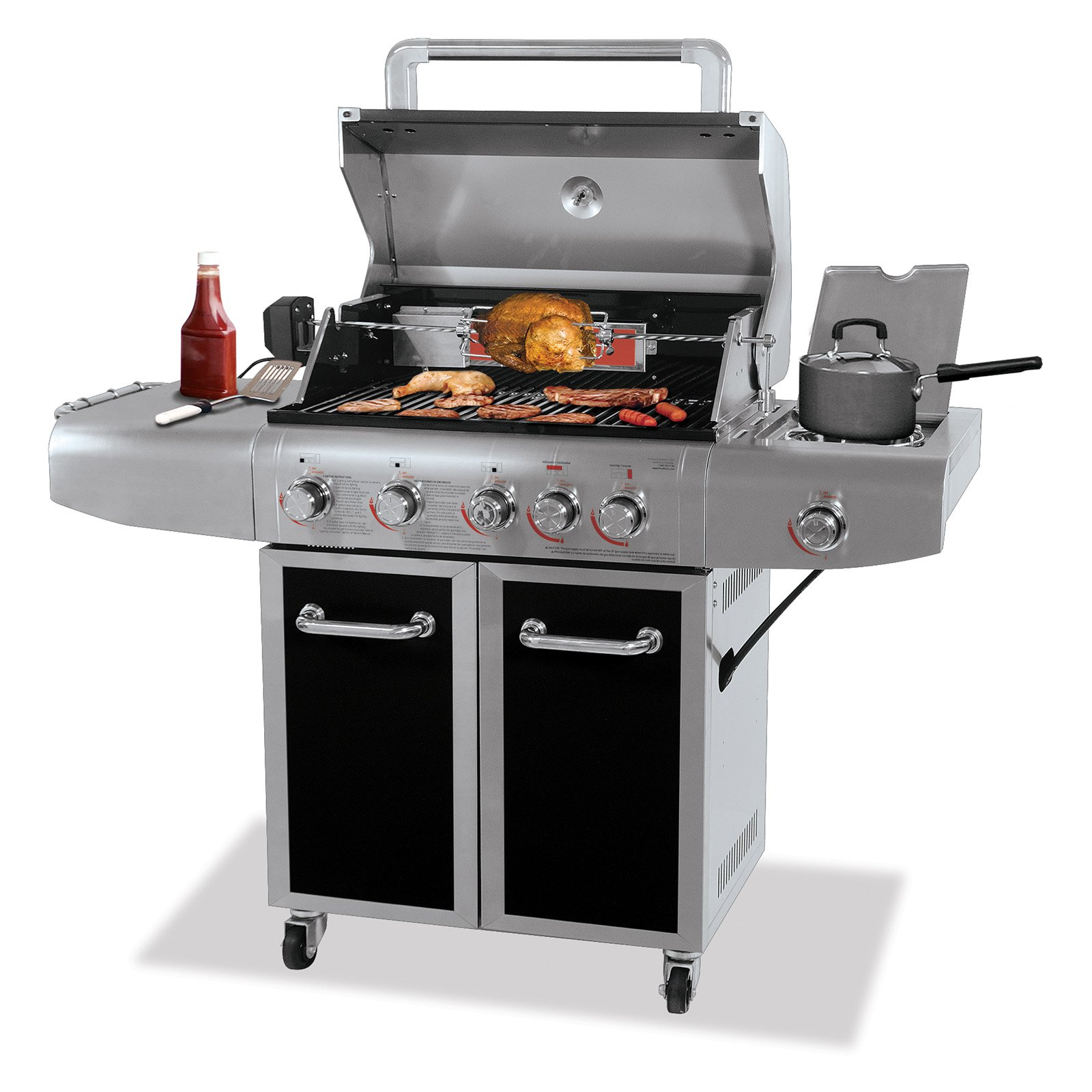 Uniflame GBC1273SP 3-Burner Gas Grill