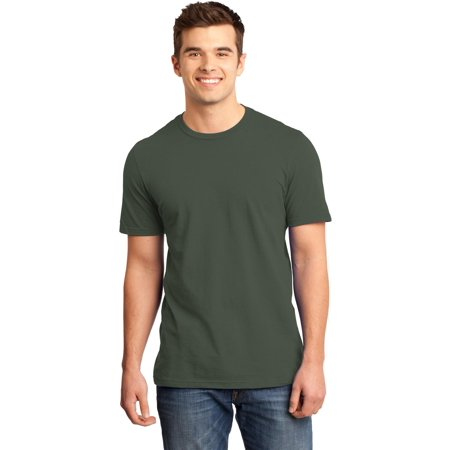 District® - Young Mens Very Important Tee®. Dt6000 Olive L - image 1 of 1
