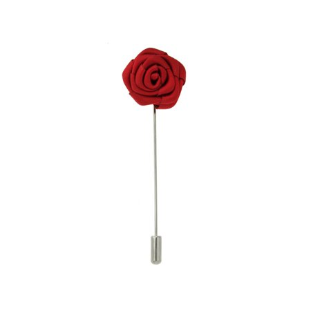 Pinmarts silk flower stick boutonniere lapel pins select your pinmarts silk flower stick boutonniere lapel pins select your color mightylinksfo