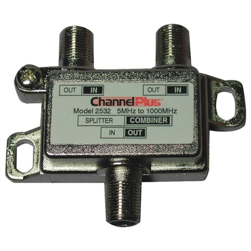 Channel Plus 2532 Splitters / Combiners
