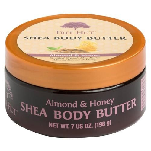 Tree Hut Shea Body Butter, Amazon Pequi 7 oz (Pack of 3)