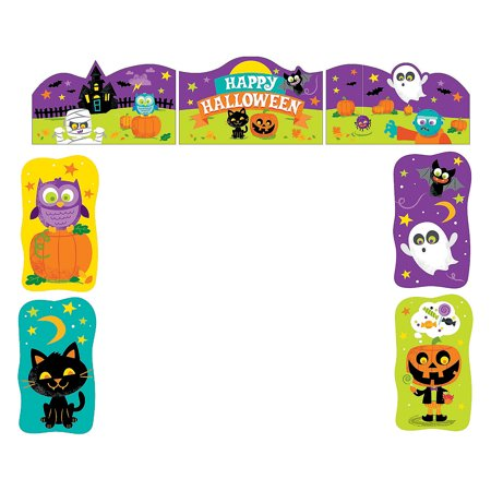 Decorate Halloween Party Cheap (TRUNK OR TREAT DECORATING KIT - Party Decor - 7)