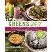 Greens 24/7 - eBook