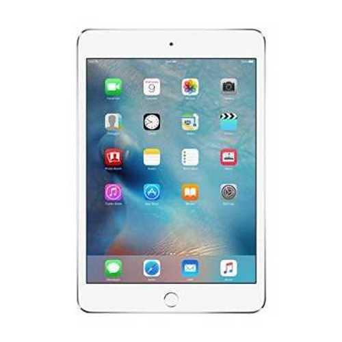 Refurbished Apple iPad mini 4 (64GB, Wi-Fi, Silver)