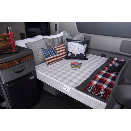 Mobile InnerSpace Truck Sleep Series 4-inch Firm Support Foam